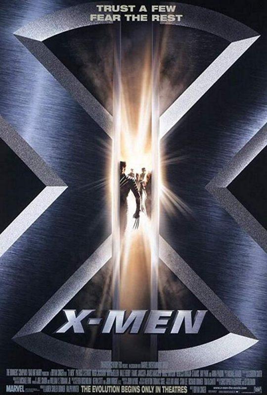 X-MEN (2000) ศึกมนุษย์พลังเหนือโลก • LuxKaNa.com|ลัคนา=จุดเริ่มต้น ...