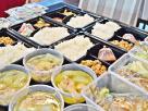 กองทัพเรือจัดเต็ม! เมนูมื้อเย็นให้ 138 คนไทยกลับบ้าน – น้ำพริกกะปิ ปลาทู ผัก, ต้มจืดฟักตุ๋นน่องไก่, คั่วกลิ้งหมูเ
